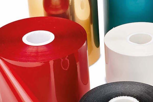 Nastri specifici caratterizzati dall'unione di nastri inchiostrati e ricettori.