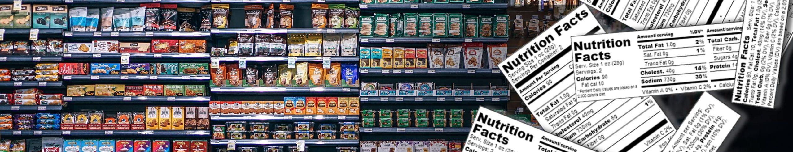 Inchiostro sulle etichette alimentari: cosa prevede la norma?